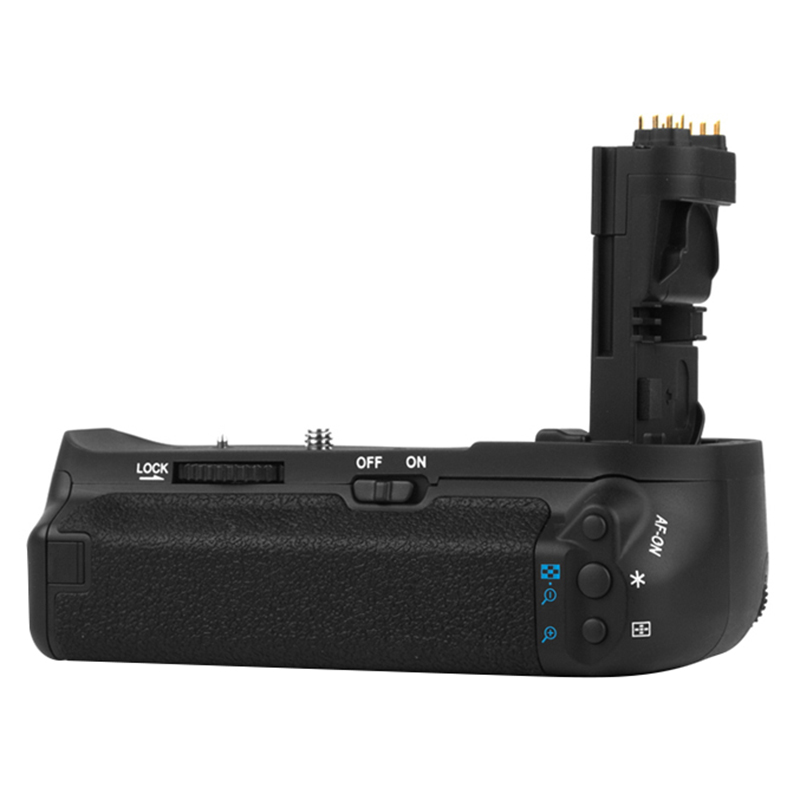 Đế Pin Cho Canon 60D (Đen) - Hàng Nhập Khẩu