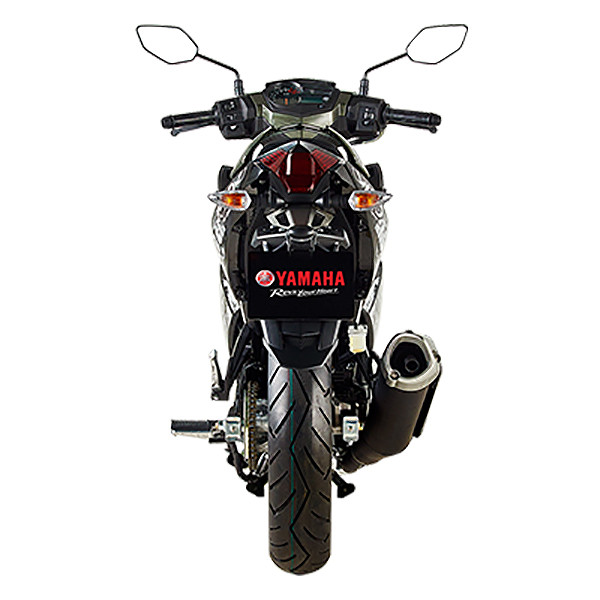 Xe Máy Yamaha Exciter 150 Limited - Matt Green