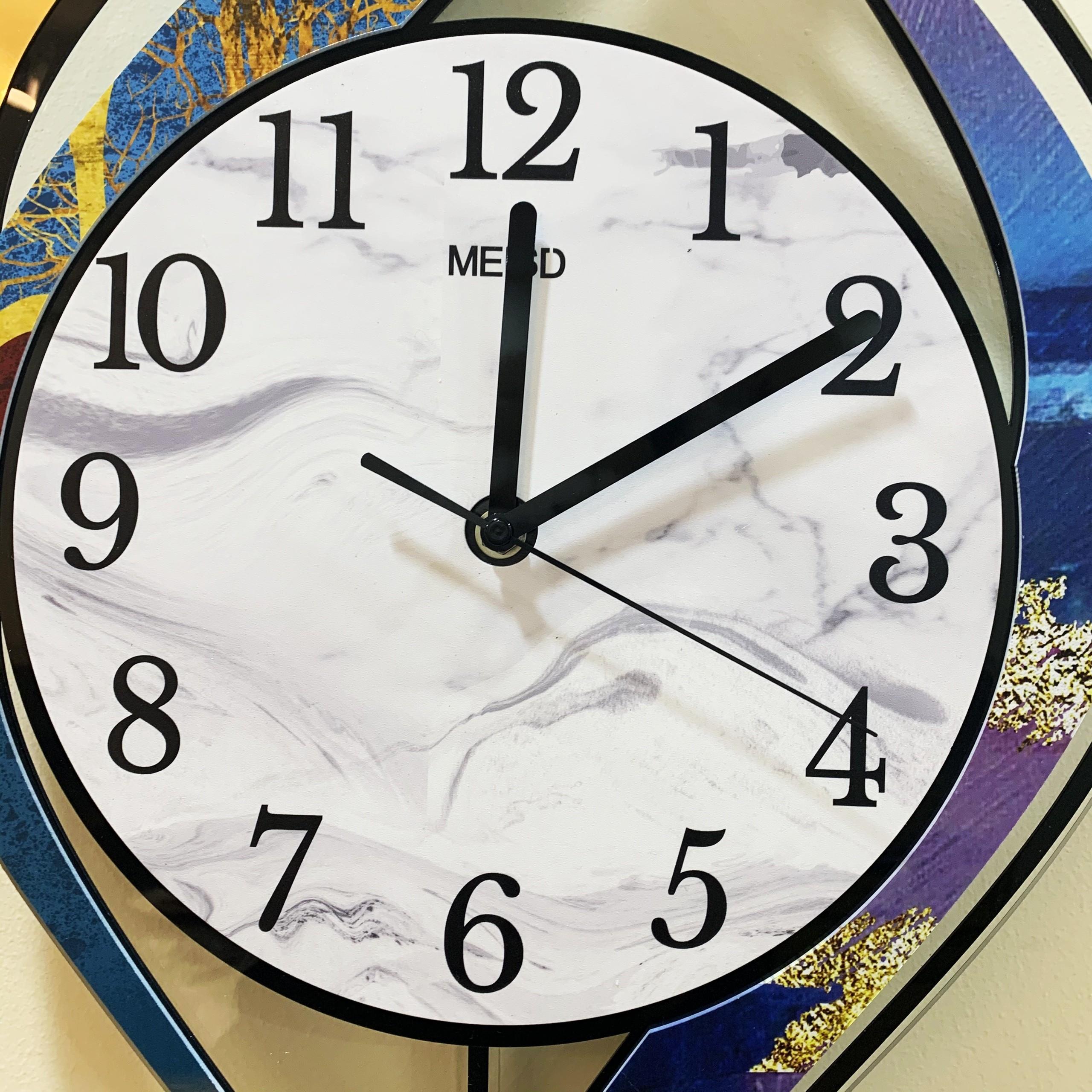 Đồng hồ treo tường quả lắc sang trọng DH14