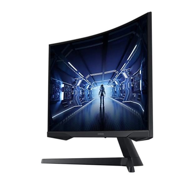 Màn hình máy tính Samsung LC27G55TQWEXXV 27 inch WQHD 144Hz - Hàng Chính Hãng