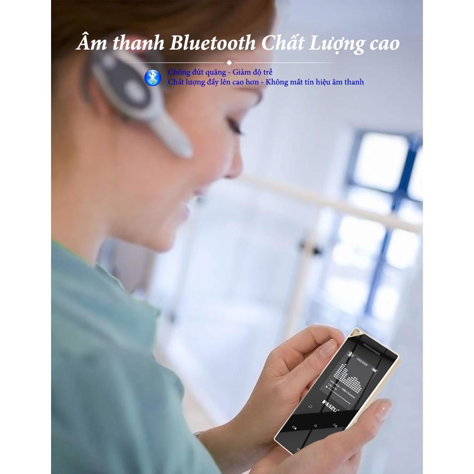 Máy Nghe Nhạc Lossless Bluetooth Ruizu D05 - Hàng Chính Hãng