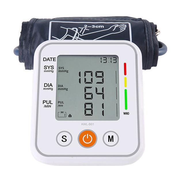 Máy đo huyết áp bắp tay cho bệnh nhân tiểu đường