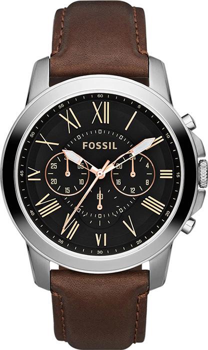 Đồng hồ Nam Dây Da FOSSIL FS4812IE