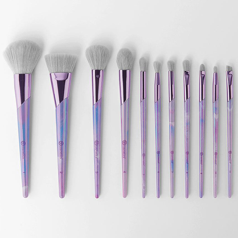 Bộ 11 Cọ BH Cosmetics Lavender Luxe