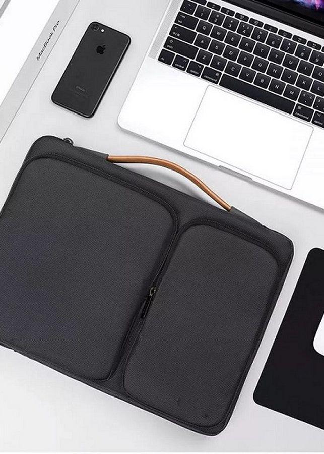 Cặp laptop cao cấp chống sốc đa năng - 14 inch