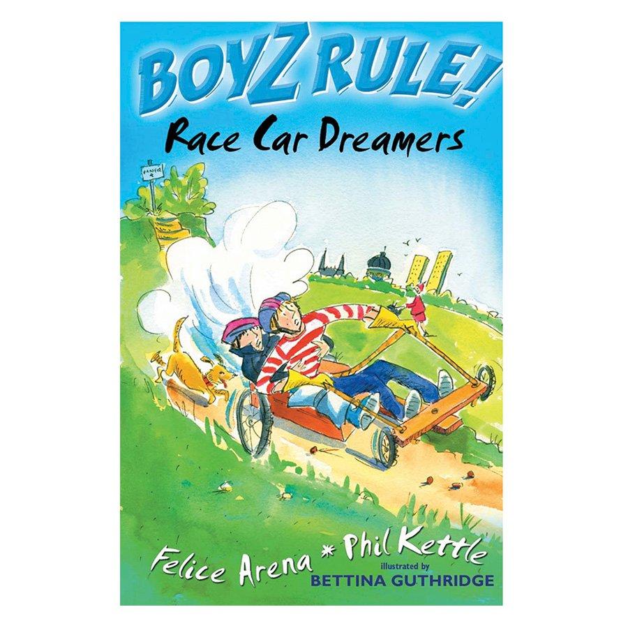 Boyz Rule: Race Car Dreamers