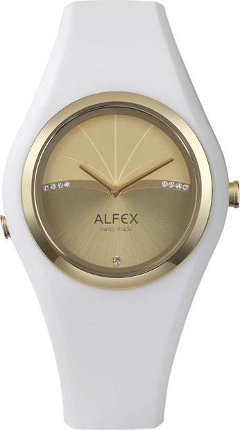 Đồng hồ Alfex 5751/2169 Nữ Dây Cao Su 42.5mm