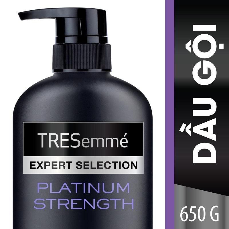 Dầu Gội TRESemmé Platinum Strength - 21105412 (650g)