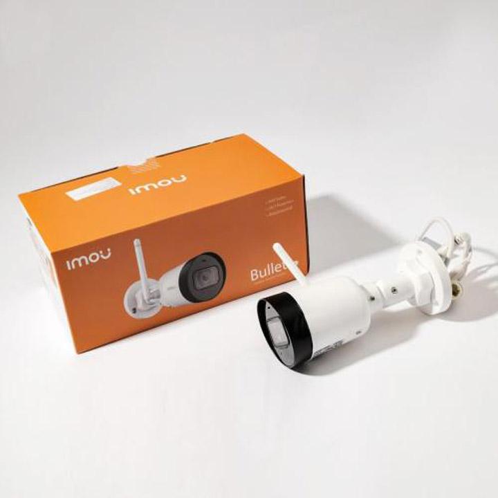 Camera Bullet Lite IP Wifi Imou IPC-G42P 4MP ngoài trời/ hàng chính hãng DSS Việt Nam