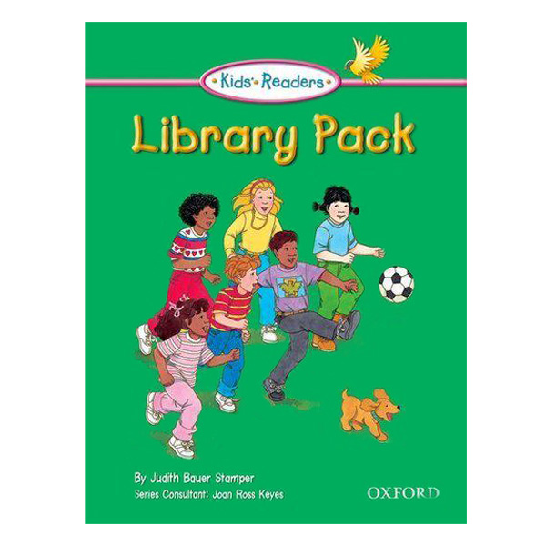 The Oxford Picture Dictionary for Kids Kids Readers: Kids Readers Library Pack (pack of 10 readers)