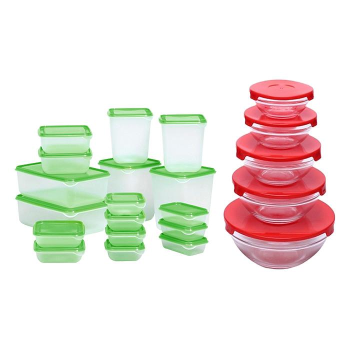Bếp điện đôi Mishio MK144 2000 W | TẶNG: Bộ 15 hộp đựng thực phẩm có nắp & Bộ 5 thố thủy tinh có nắp (HÀNG NHẬP KHẨU)