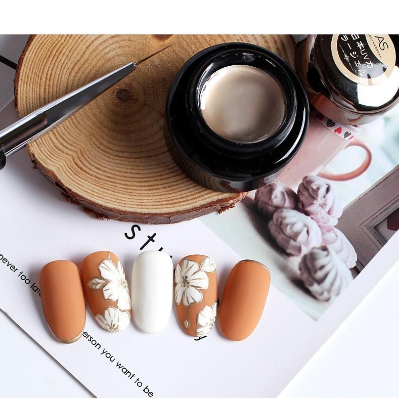 Bộ bột nhúng và chai base top cứng móng BYH052