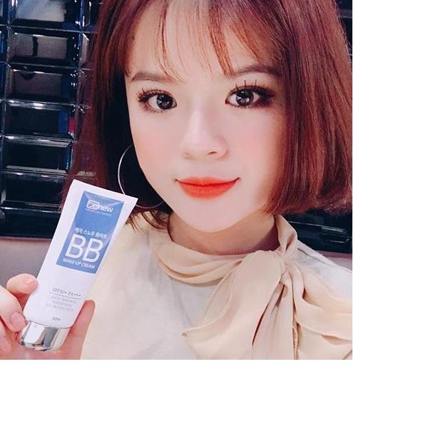 Kem Nền Ma Thuật BB Cream 3 in1 Siêu Mịn Lâu Trôi BENEW Magic Snow White Hàn quốc ( 50ml)
