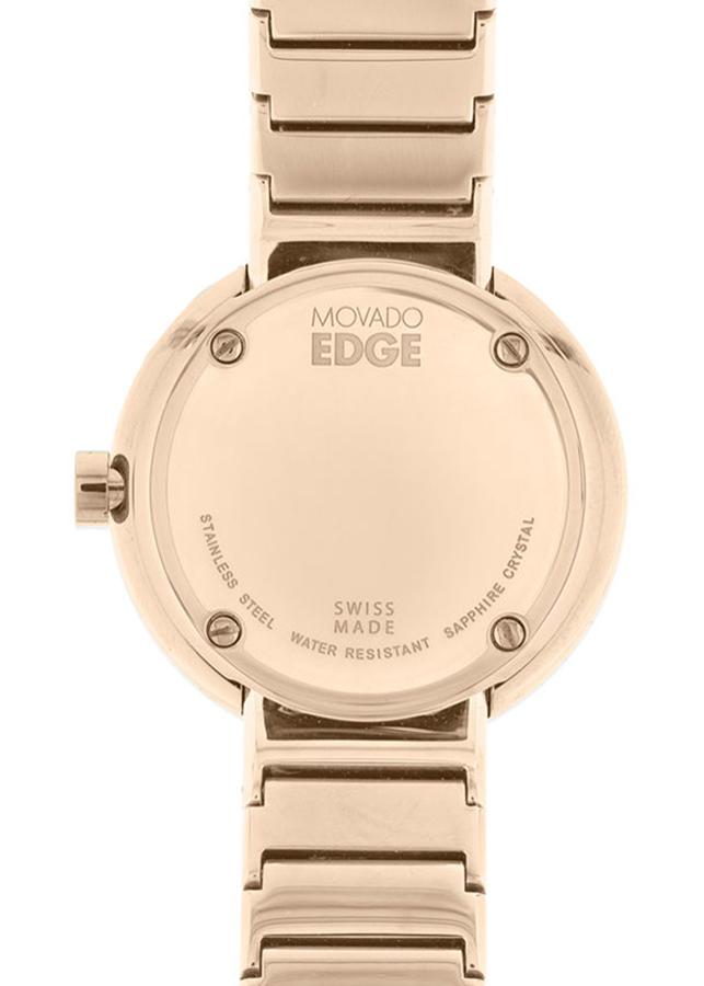 Đồng Hồ Nữ Dây Kim Loại Movado 3680013 (34mm) - Vàng Đồng