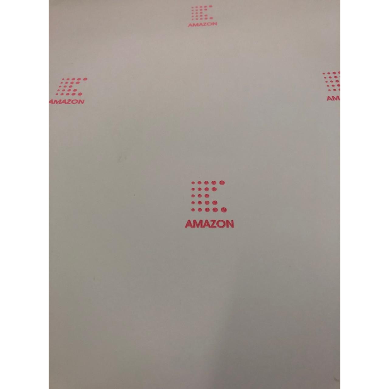 Decal nhựa trong suốt khổ A4 (100 tờ)