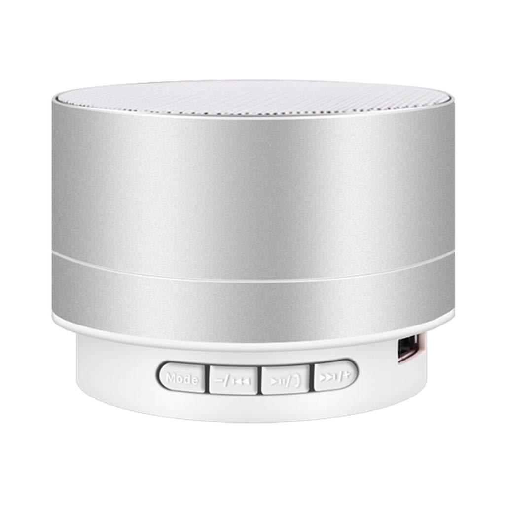 Chiếc Loa Bluetooth Mini A10 Vỏ Nhôm Di Động Sang Chảnh Âm Thanh To Đùng Tích Hợp Pin
