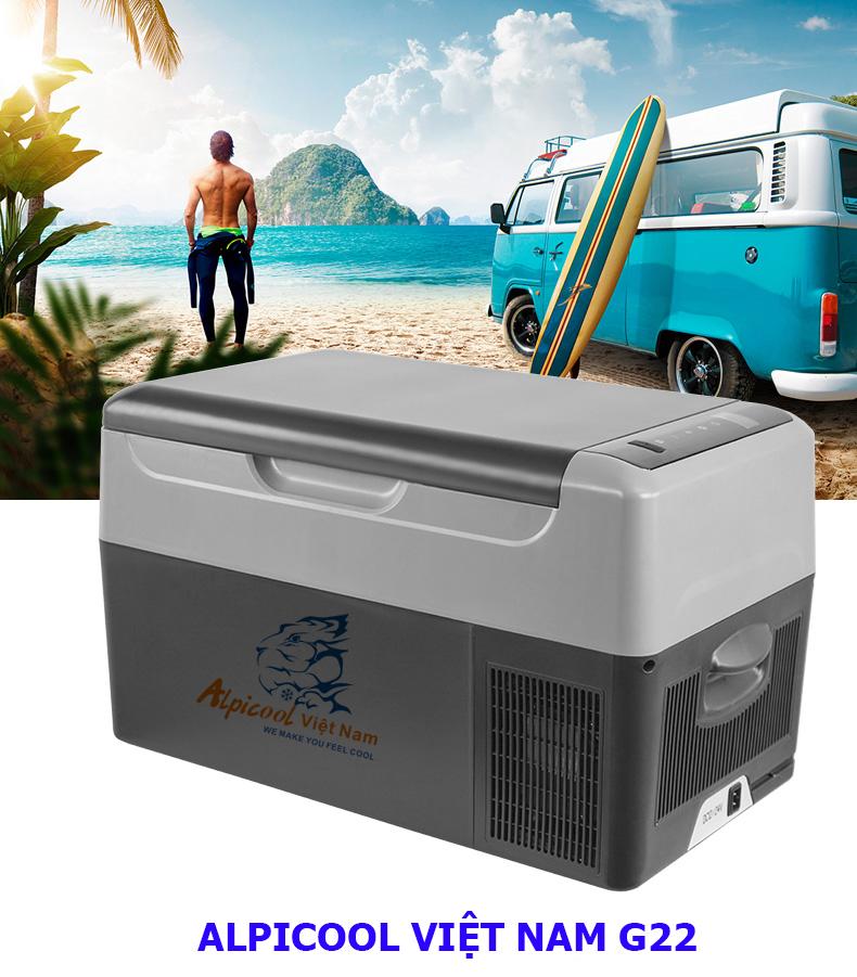 Tủ lạnh ô tô nhập khẩu - Chính hãng