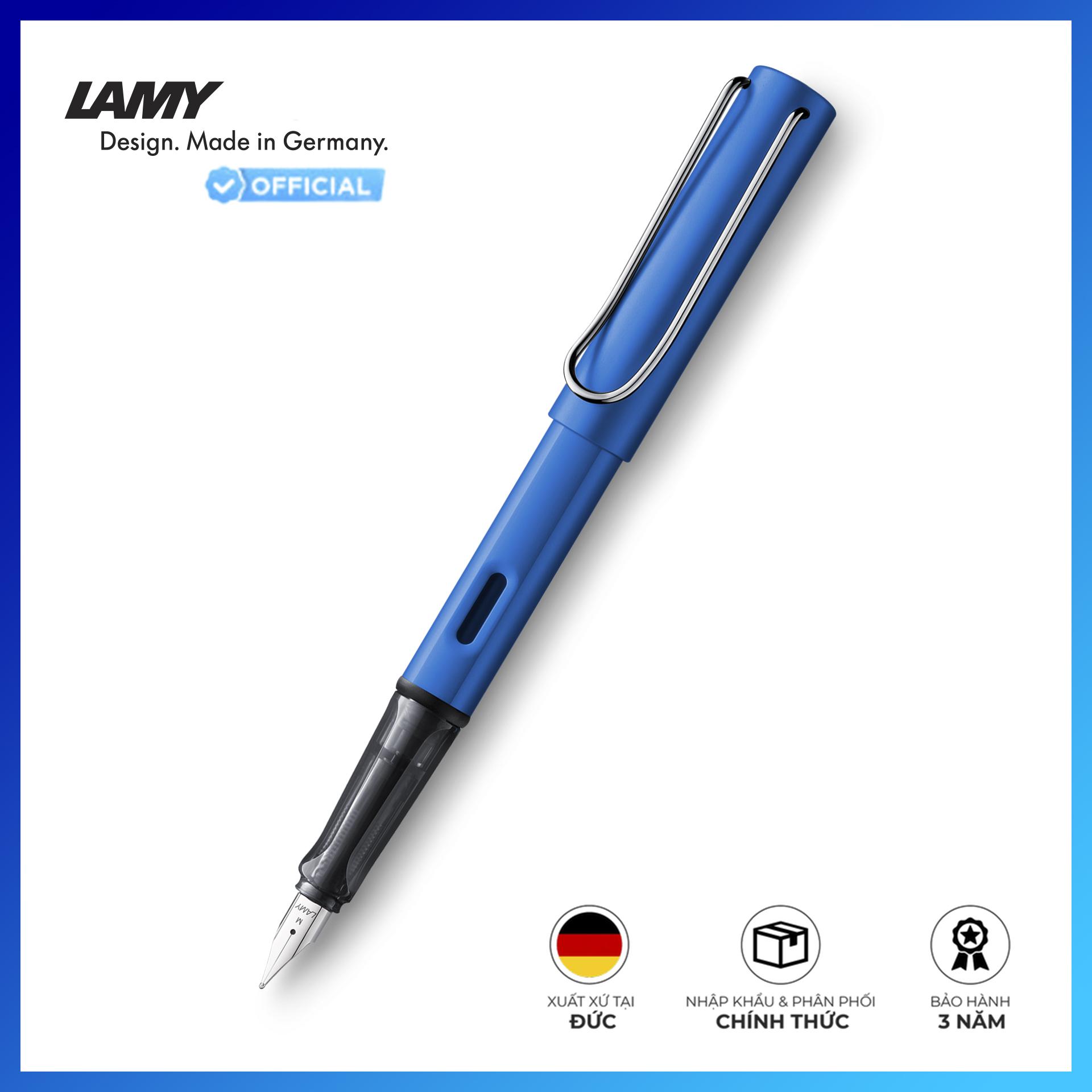 Bút Máy Lamy Al-Star (Ocean Blue) 028