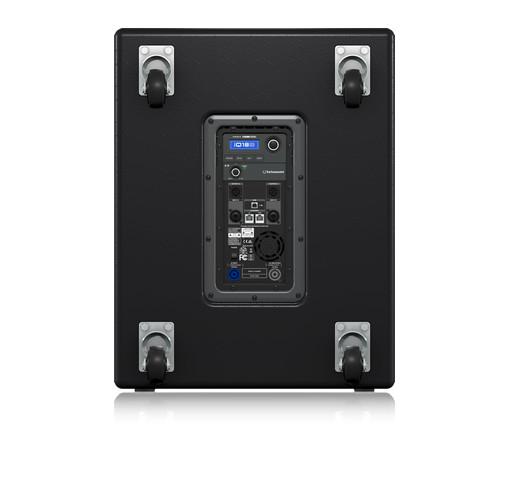 Loa Siêu Trầm iQ18B Turbosound - Công suất 3000 watt- Hàng Chính Hãng
