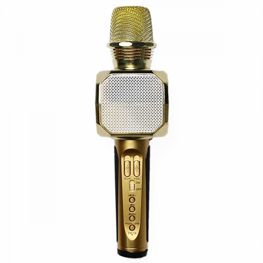 Micro Karaoke Kèm Loa Bluetooth SD10 - Hát Kararoke mọi lúc mọi nơi