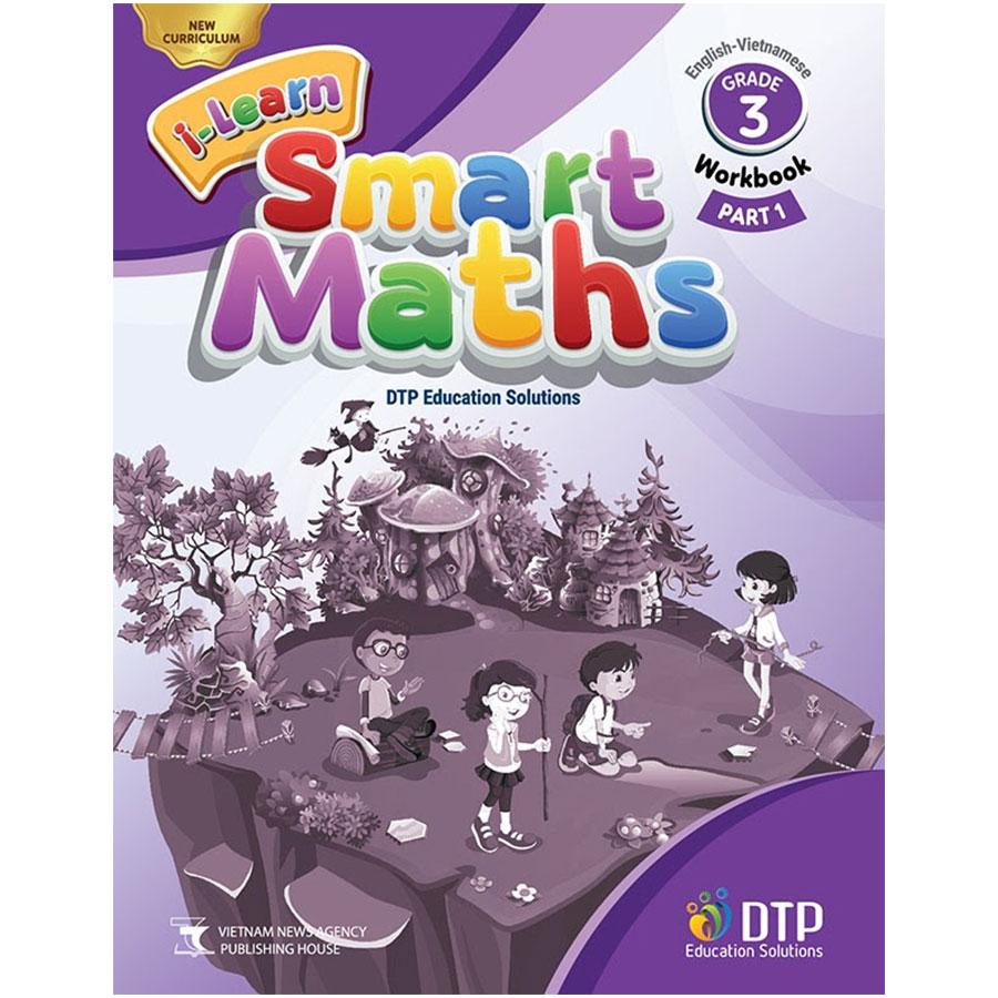 i-Learn Smart Maths Grade 3 Workbook Part 1 (ENG-VN)