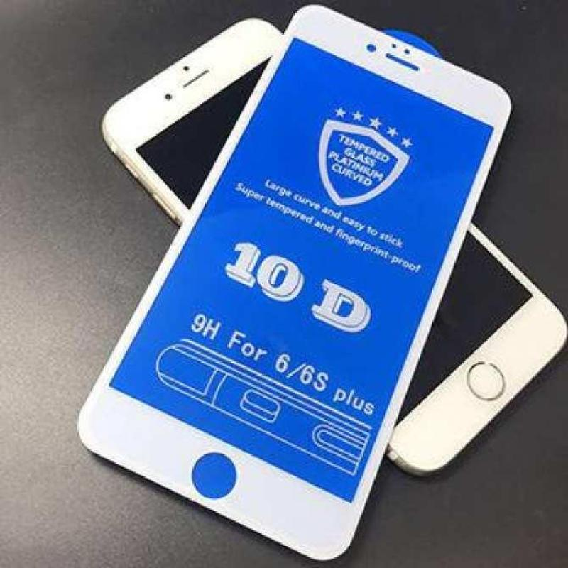 Kính Cường Lực 10D cho iPhone 6/6 PLUS/7/7Plus/8/8Plus/X/XS/XR/XS MAX/11/11 PRO/11 PRO MAX/12/12 MINI/12 PRO/12 PRO MAX Cao Cấp - Hàng chính hãng Mới