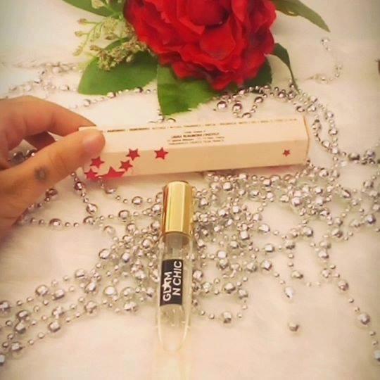 Nước hoa độc quyền Damode glam n chic 15ml dành cho nữ