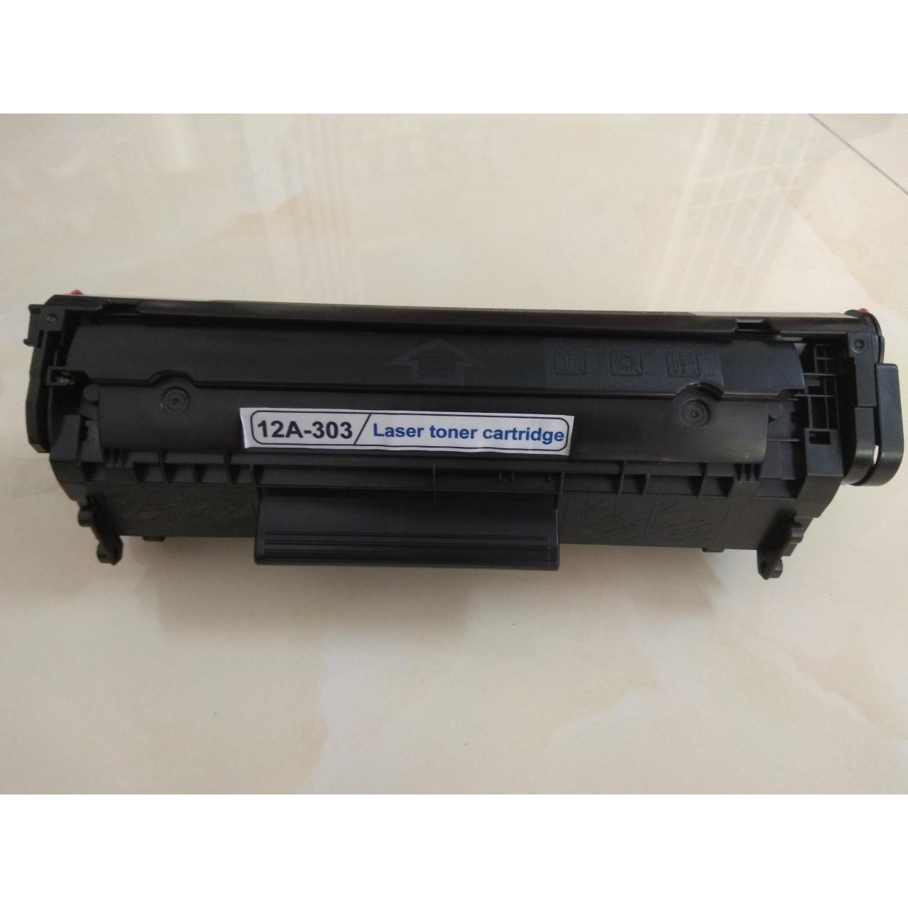 [Bộ 6 hôp]Hộp mực Canon LBP 2900, 3000, HP3050, 3055 | Hộp mực 12A-303
