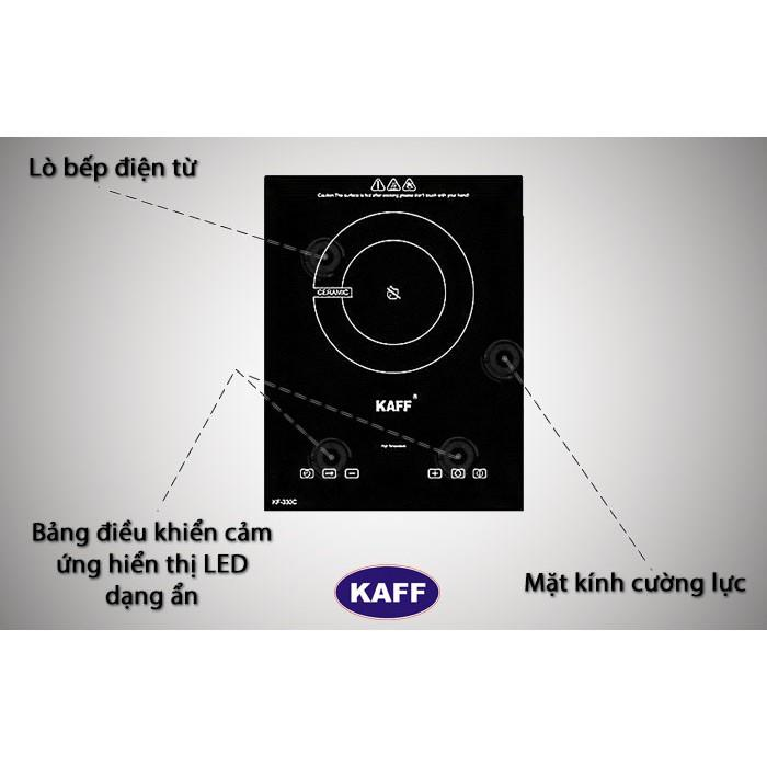 Bếp điện hồng ngoại Kaff KF-330C - Hàng chính hãng