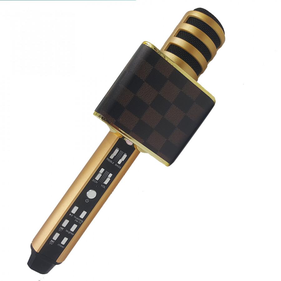 Micro Karaoke tích hợp loa Bluetooth SD-18 ( màu ngẫu nhiên)