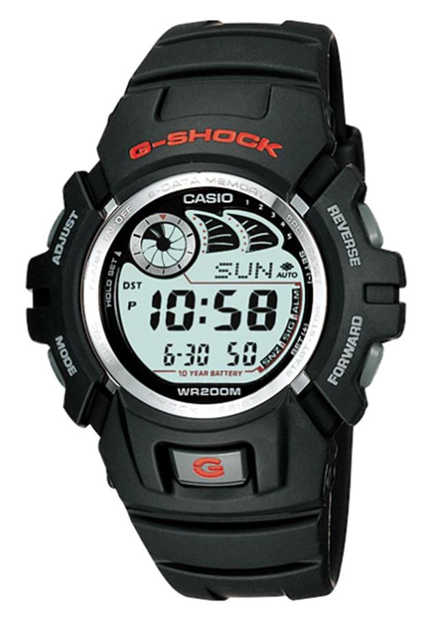 Đồng hồ nam dây nhựa Casio G-SHOCK G-2900F-1VDR