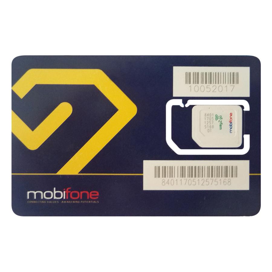 Bộ Phát Wifi Di Động 4G TP-Link M7350 300Mbps + Sim Mobifone 3G/4G (120GB / Tháng) - Hàng nhập khẩu