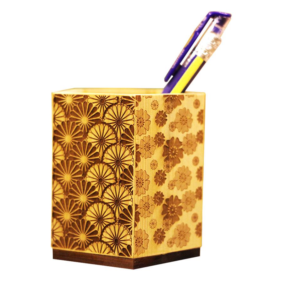 Ống Bút Hoa Văn CONOMI souvenirs