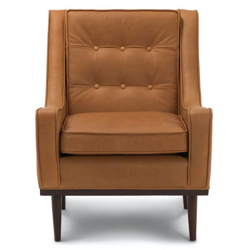 Ghế Sofa Đơn Da  QTĐ21