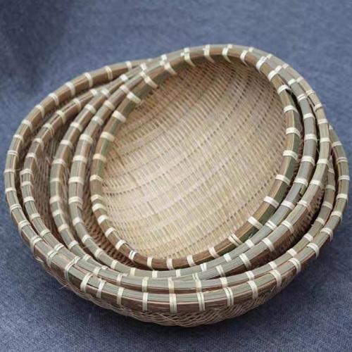 Rá tre tròn đan dầy