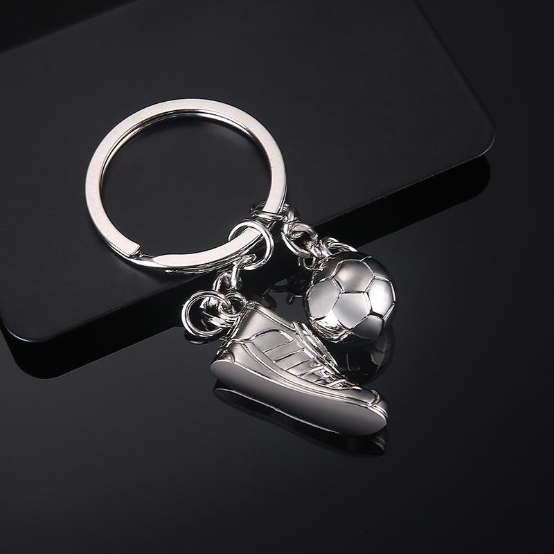 Móc Khóa Đồ Chơi Mô Hình Thời Trang Giày Bóng Shoe Ball Keychain