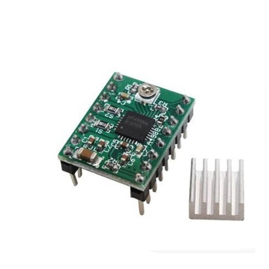 Module Điều Khiển Động Cơ Bước Máy In 3D A4988 Reprap V2
