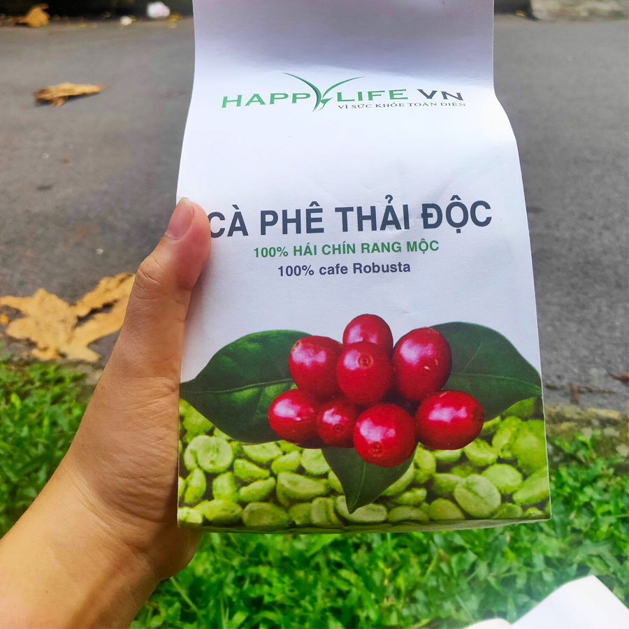 Bộ Thải Độc Đại Tràng Bằng Cà Phê Hữu Cơ - Liệu Trình 15 Ngày (Coffee Enema)