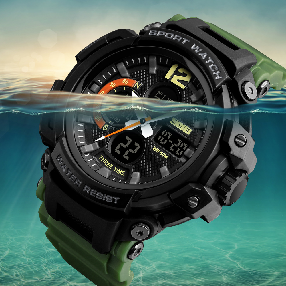 Đồng hồ đeo tay Skmei - 1343AG