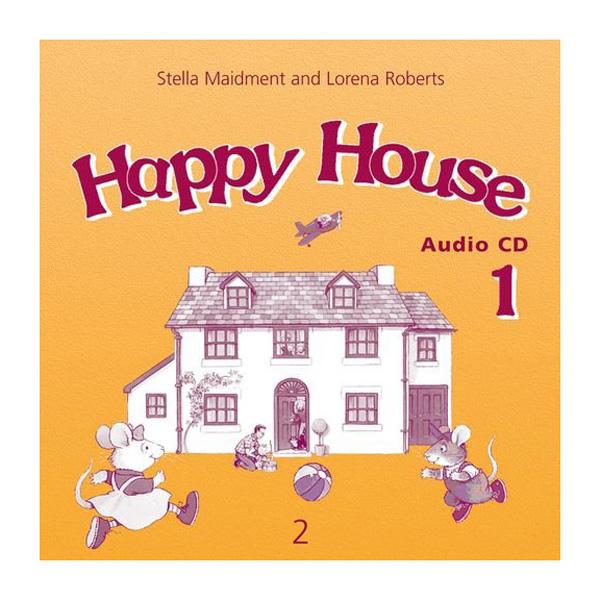 Happy House 1: Audio CD (British English)