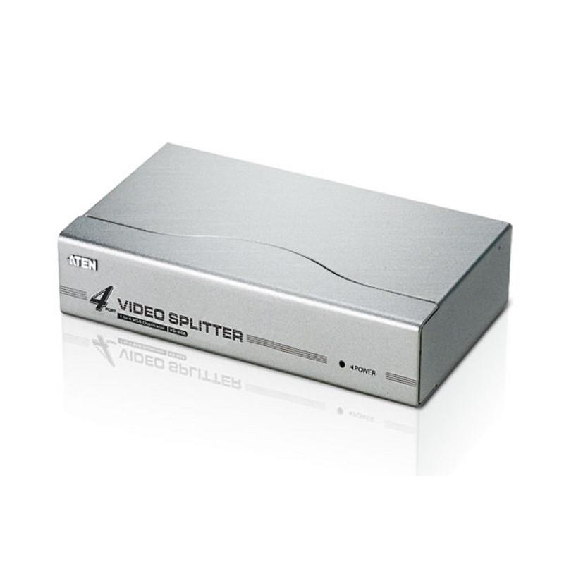 Bộ chia VGA 1 ra 4 350Mhz Aten VS94A - Hàng chính hãng