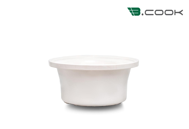 Nồi hầm cháo chậm - Nồi nấu đa năng Bcook 2.5L - Hàng chính hãng (Nồi điện tử)