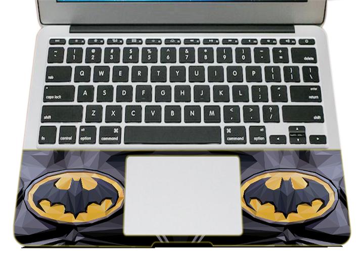 Miếng Dán Trang Trí Mặt Ngoài + Lót Tay Laptop Logo LTLG - 272