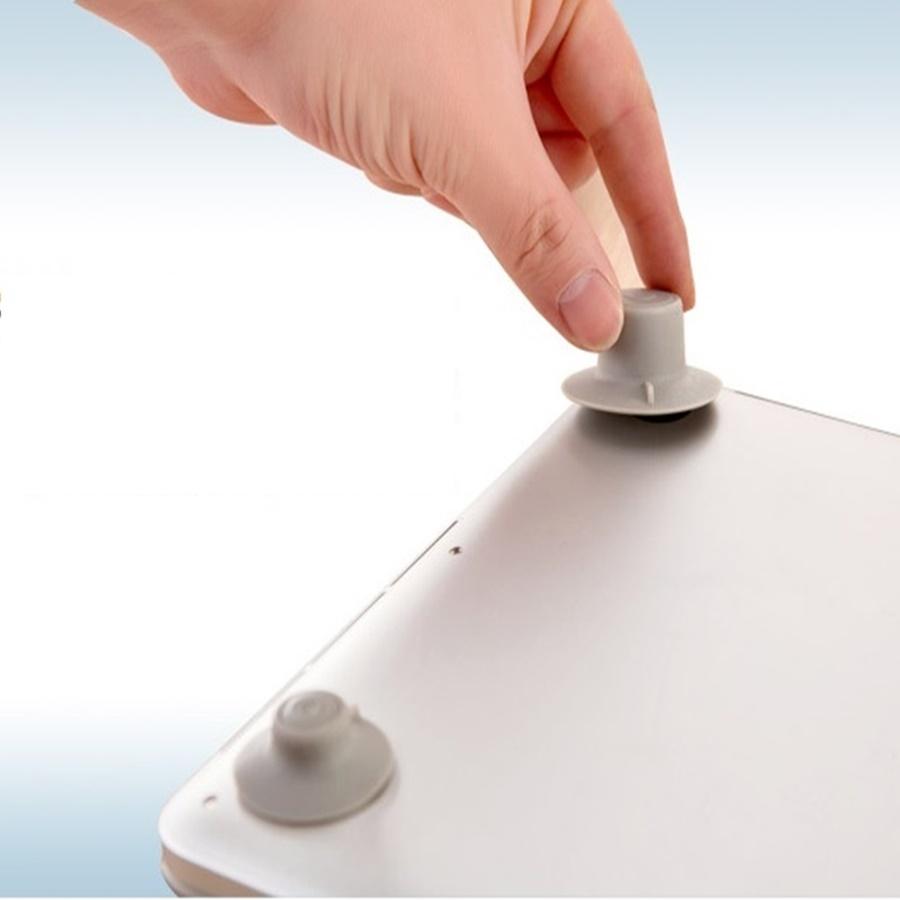 Bộ 4 chân đế cao su tản nhiệt laptop ama15