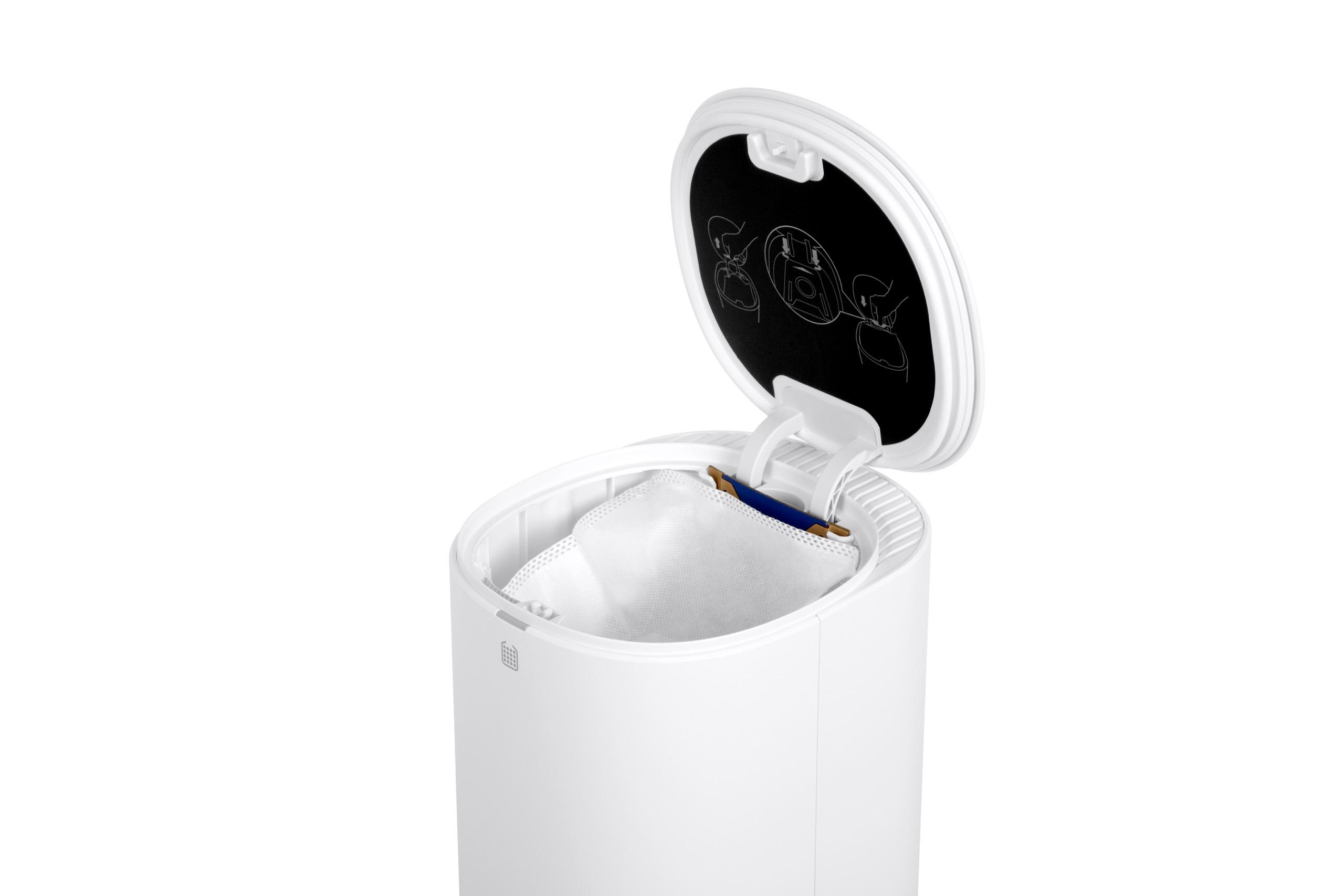 Dock sạc hút rác tự động cho robot hút bụi lau nhà Ecovacs Deebot N8 Pro/T9