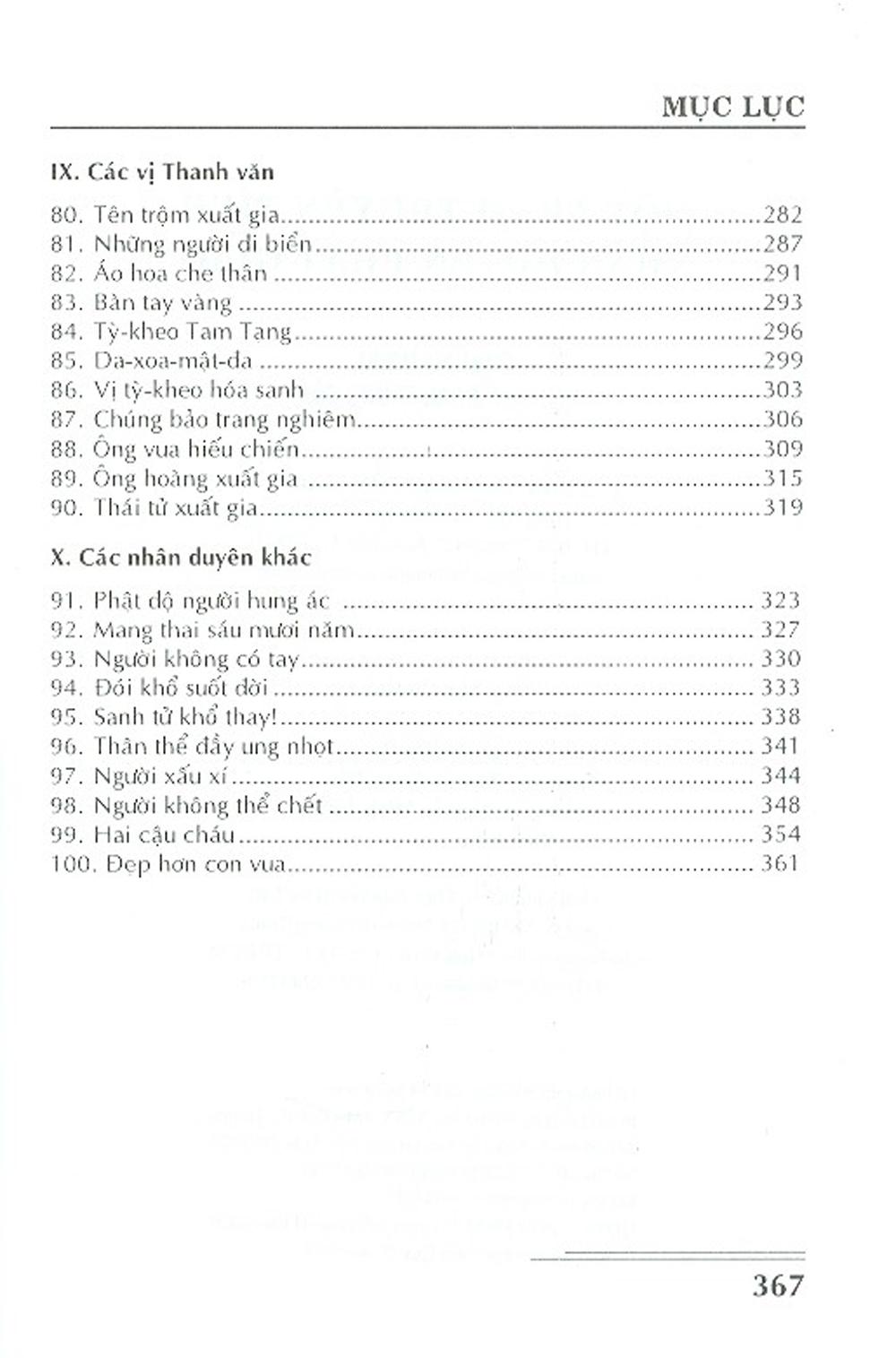 Một Trăm Truyện Tích Nhân Duyên Phật Giáo (Soạn Tập Bách Duyên Kinh)
