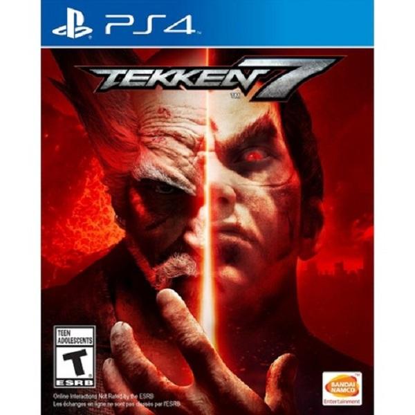 Đĩa Game Ps4: Tekken 7 - Hàng Chính Hãng