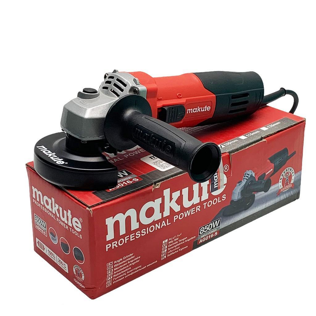 Máy mài Makute - Máy mài góc công suất 850W - Máy mài thương hiệu Nhật Bản