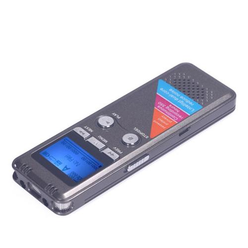 Máy Ghi Âm RV05 8GB - Pin khủng 12 ngày ghi liên tục