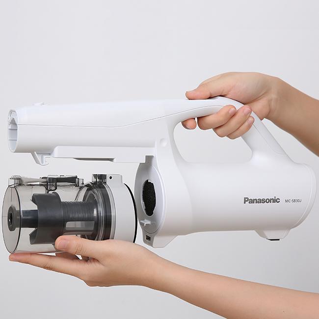Máy hút bụi không dây Panasonic MC-SB30JW049 - Hàng chính hãng
